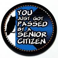 Old Lady Badges